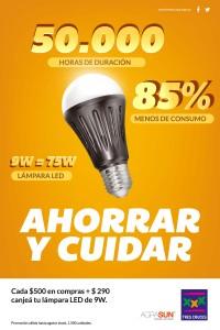 Promoción Lámparas LED